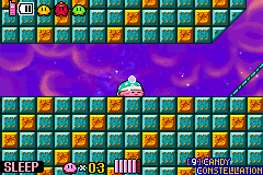 Kirby & the Amazing Mirror - KIRBY GET UP YOU LAZY PUFFBALL! - User Screenshot